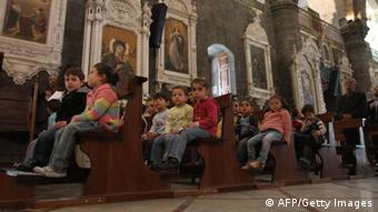 Sirijski kršćani