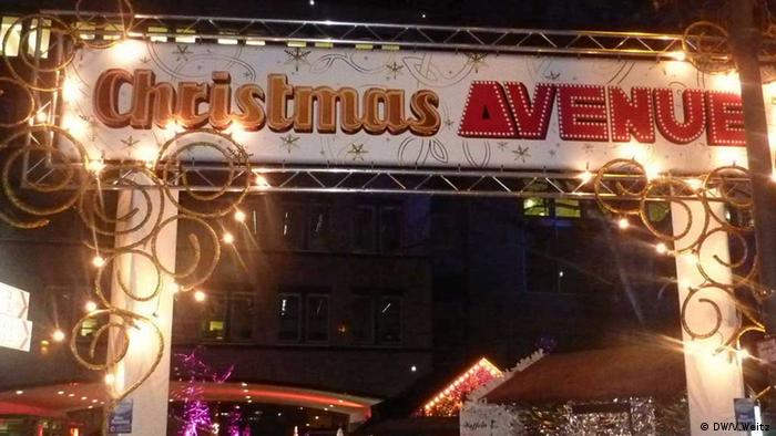 Gay and lesbian Christmas Market Christmas Avenue in Cologne
