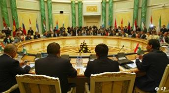 Shanghai- Organisation verstärkt Maßnahmen im Kampf gegen Terrorismus