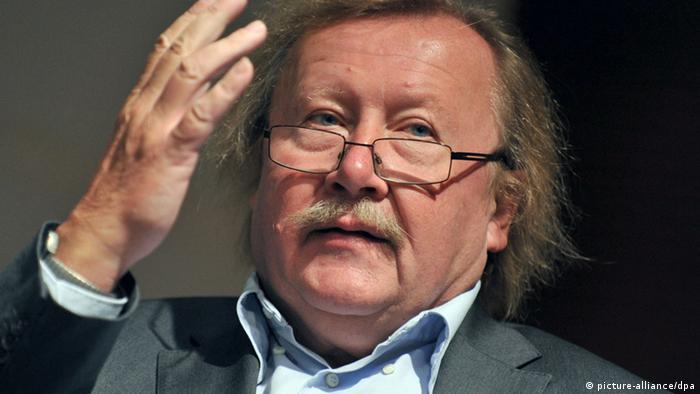 Philosoph Peter Sloterdijk (Foto: picture alliance/ dpa)
