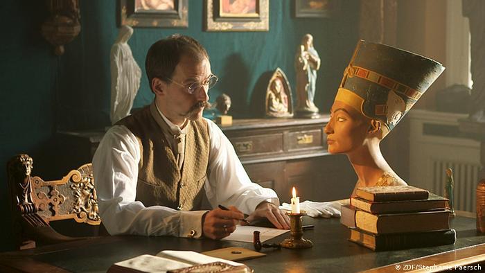 В поисках гробницы Нефертити