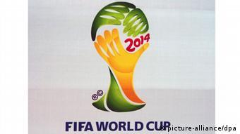Logo Brasilien FIFA 2014