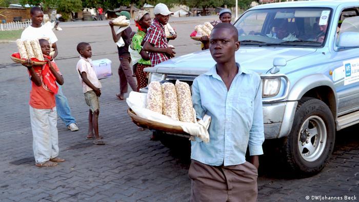 Thema Kinder in Mosambik