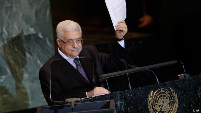 Rais wa Palestina, Mahmud Abbas