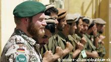 Bundeswehr Soldaten Afganistan ARCHIVBILD