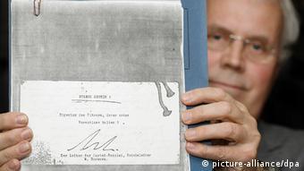 Deutschland Geschichte Hitler-Tagebücher Stern Konrad Kujau