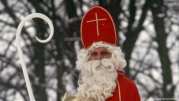 3d545c75ce82 O dia 6 de dezembro do ano de 350 é a data da morte de um bispo que ficou  conhecido por sua caridade e afinidade com as crianças.