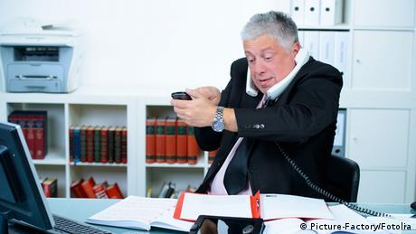 Wenn die Sekretärin ausfällt