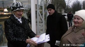 Акція протесту у Харкові проти видобутку сланцевого газу, 2012 рік