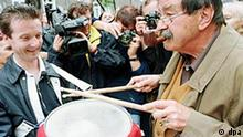 Günter Grass in Danzig