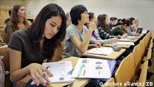 Ausländische Studenten an Hochschulen in Deutschland