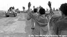 Golanhöhen Sechs Tage Krieg 1967
