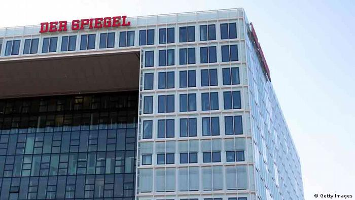 HAMBURG, GERMANY - OCTOBER 27: General view of the new headquarter of German publishing and media company Der Spiegel on October 27, 2011 in Hamburg, Germany. (Photo by Martin Rose/Getty Images)