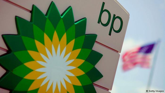 BP Tankstelle USA