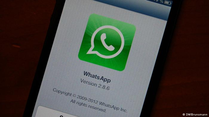 WhatsApp App Smartphone Kommunikation 20 Jahre sms