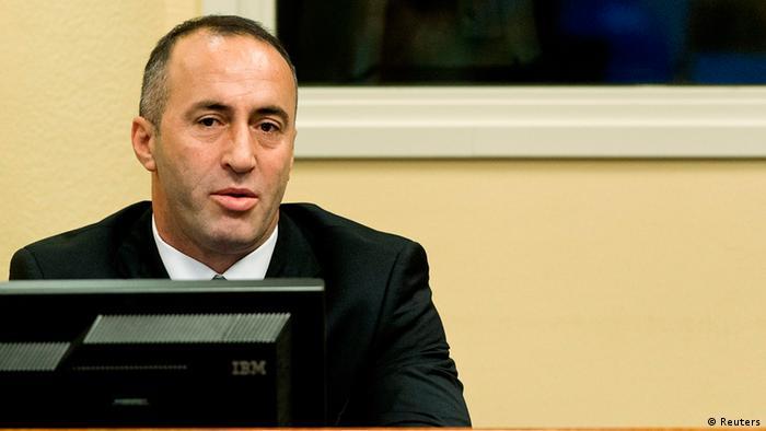 Kosovo ehemaliger Premierminister Ramush Haradinaj UN Tribunal Freispruch Den Haag