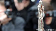 Europäischer Filmpreis Trophäe