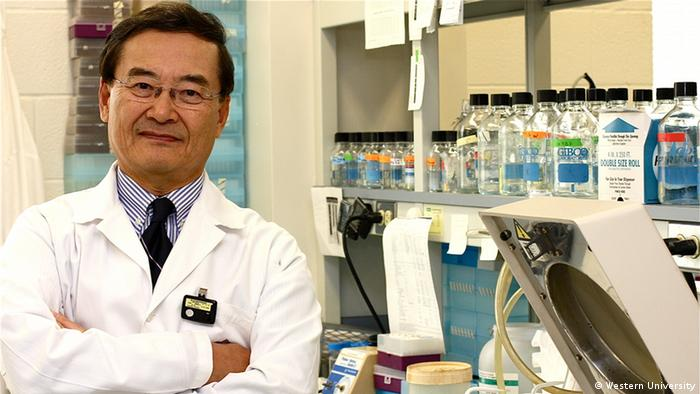 Dr. Chil Yong Kang -is a researcher and teaches at Western University in Ontario, Canada. All rights belong to Western University and are available to the media. http://communications.uwo.ca/media/hivvaccine/