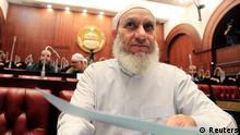 شبان درویش، یک عضو اسلامگرای کمیته قانون اساسی مصر