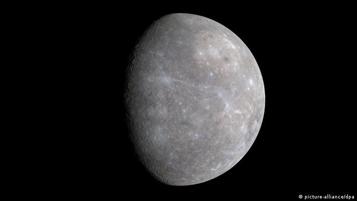 Photo of Mercury