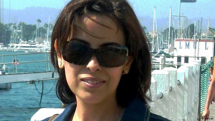 Porträt - Hala Aldosari (privat)