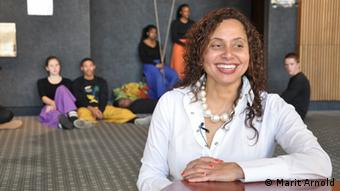 German-Africa prize winner Marlene Le Roux (Photo: Marit Arnold)
