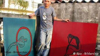 Moderne Kunst in Vietnam leidet unter Zensur