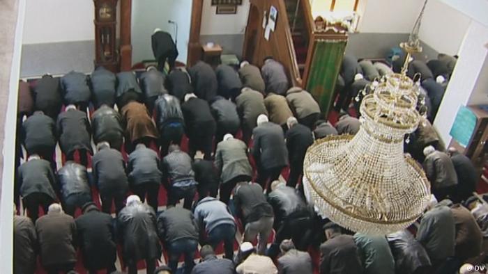 Mittagsgebet Moschee