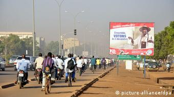 Wahlen Burkina Faso November 2012 (picture-alliance/dpa)