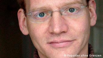 Matthias Spielkamp Vorstandsmitglied von Reporter ohne Grenzen