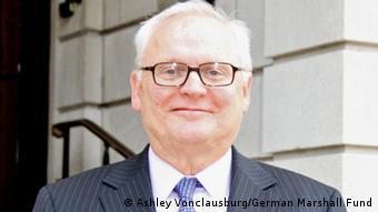 Stephen F. Szabo, Leiter der Transatlantischen Akademie des German Marshall Funds in Washington DC. Copyright: Ashley Vonclausburg. Communications Assistant at the German Marshall Fund.