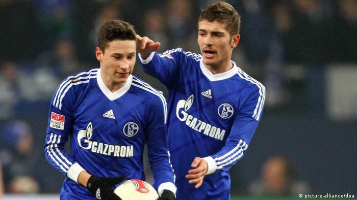 Немецкий футболист с российским паспортом