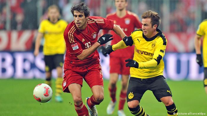 Day 15: Bayern - Dortmund is German version of El Classico