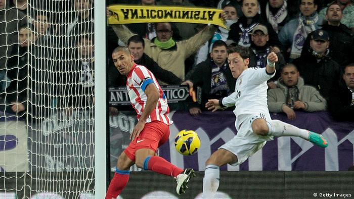 Fußball Mezut Özil von Real Madrid (Getty Images)
