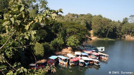 Bangladesch Kaptai See