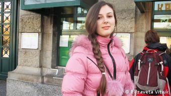 Юлія Мальцева в захваті від німецької системи повернення пляшок та банок