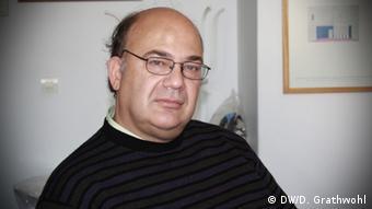 Nikolaos Papachristos, (c) DW/D. Grathwohl