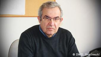 School principal Perdikakis (c) DW/D. Grathwohl