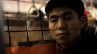 Shin Dong-Hyuk (Photo: film image from DW TV)
