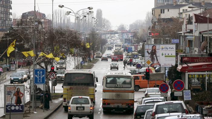 Kosovo Hauptstadt Pristina