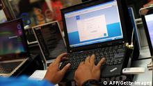 Symbolbild Internet Sicherheit Kontrolle Netzsicherheit Telekommunikation Internetkontrolle Netzneutralität