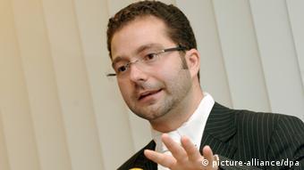 Thomas Liebig, experto de la OCDE para la migración e integración.