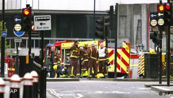 Terroranschlag in London