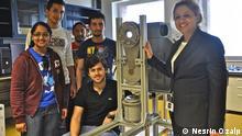Nesrin Ozalp's research group Photo: Nesrin Ozalp, Texas A&M University