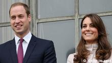 Prinz William Kate Herzogin von Cambridge