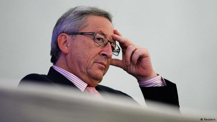Jean-Claude Juncker (Reuters)