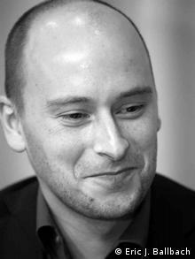Eric Ballbach es docente del Instituto de Estudios coreanos de la universidad Libre de Berlín.