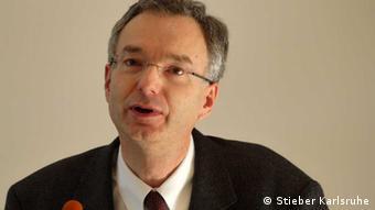 Hartmut Kreß, Sozialethiker an der Uni Bonn.