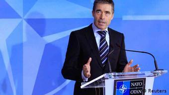 Anders Fogh Rasmussen (Foto: Reuters)