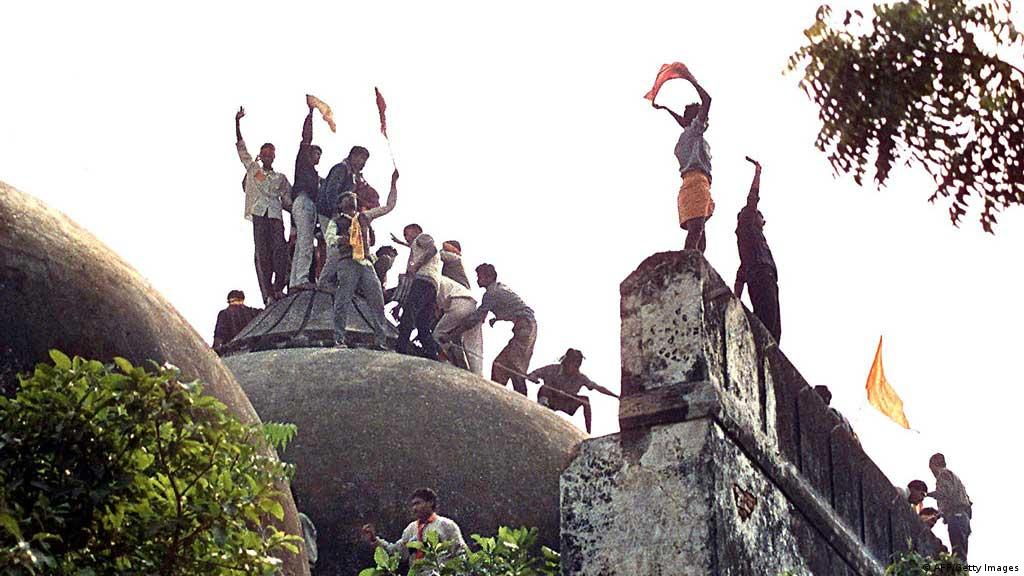 Hindu groups gather in India′s Ayodhya to push for temple ...